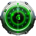 green theme & widgets logo
