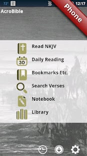 AcroBible NKJV Bible Suite - screenshot thumbnail