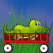 Alligator Wagon Racing