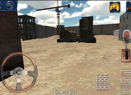 Heavy Truck 3D Cargo Delivery - screenshot thumbnail