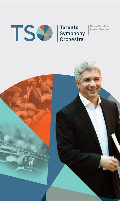 Toronto Symphony Orchestra - screenshot