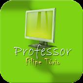 Professor Filipe Tório