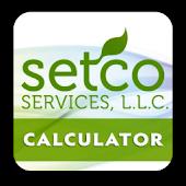SETCO Calculator