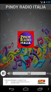Pinoy Radio Italia- screenshot thumbnail