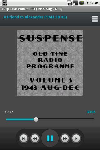 Suspense OTR Vol 3 1943