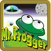 Mr. Frogger goes to party