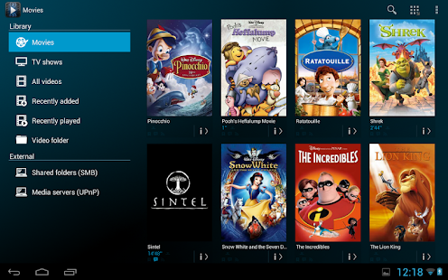 Archos Video Player Free - screenshot thumbnail
