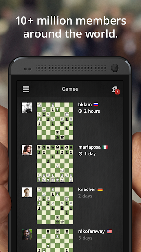 Chess.com - Chess Online - Play & Learn Screenshot