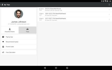 mytaxi – The Taxi App Screenshot 10