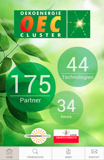 Ökoenergie-Cluster