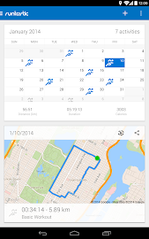 Runtastic PRO Running, Fitness Screenshot 31