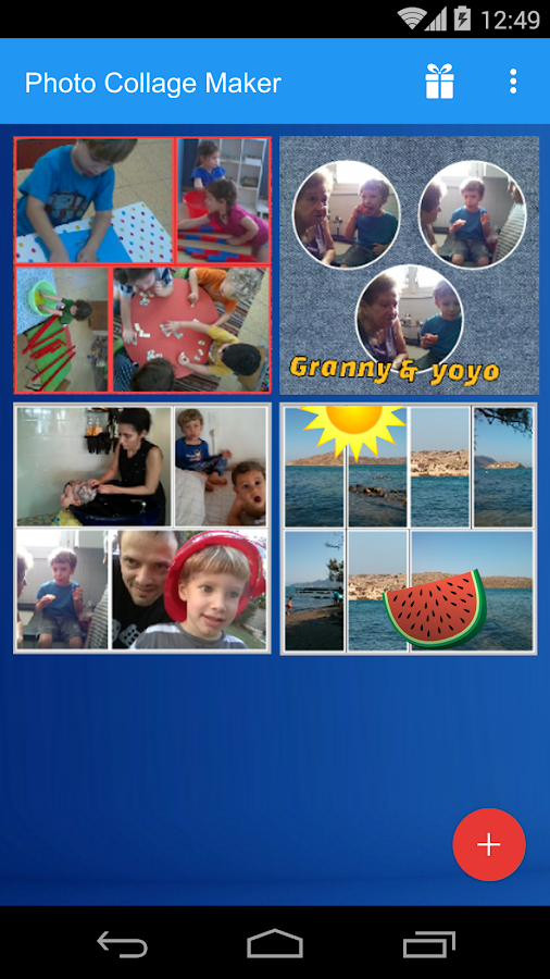 Photo Collage Maker Android Apps On Google Play