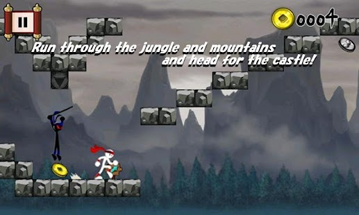 Run Ninja Run - screenshot thumbnail