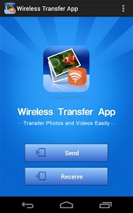 Wireless Transfer App - screenshot thumbnail