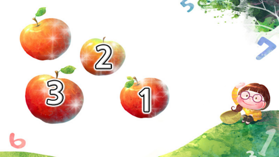 Number Games for Kids - screenshot thumbnail