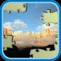 Zion National Park Jigsaw