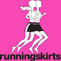Running Skirts logo