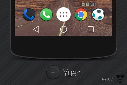 Yuen - Icon Theme