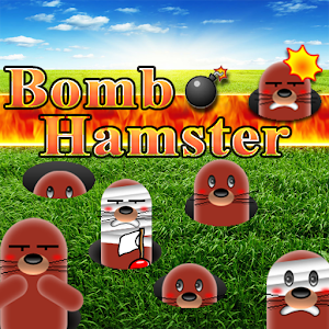 Bomb hamster (playing gopher) for PC and MAC