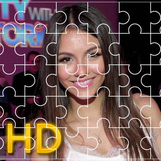 Victoria Justice Jigsaw HD 2