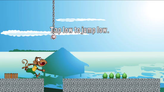 Monkey Run- screenshot thumbnail