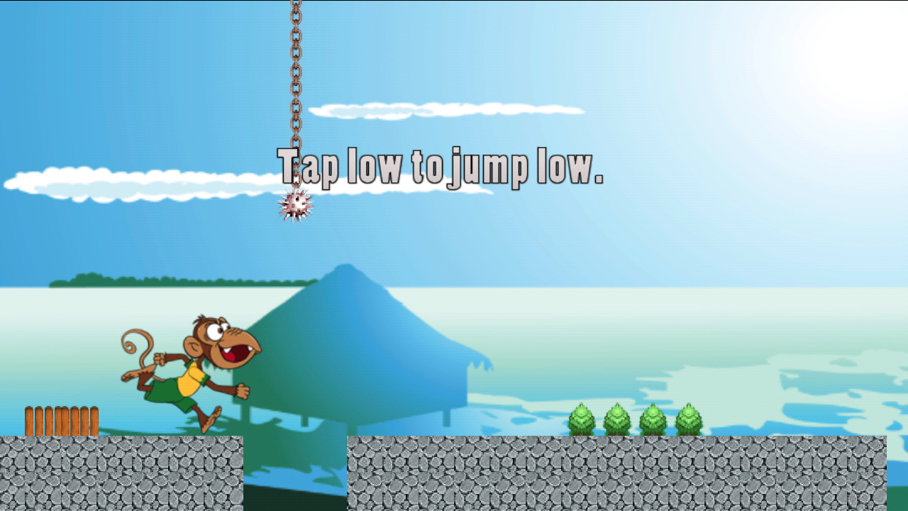 Monkey Run- screenshot