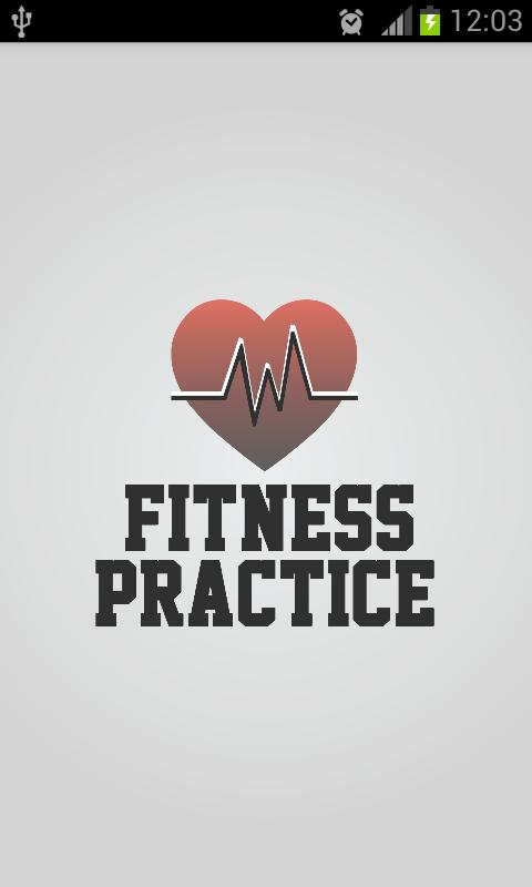 Fitness Practice - screenshot
