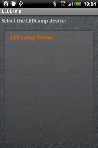 LED(Lamp) - screenshot