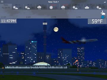 YoWindow Free Weather Screenshot 21