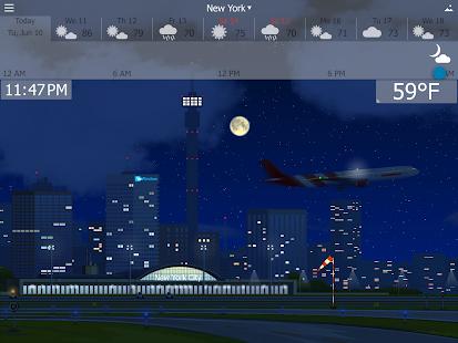 Precise Weather YoWindow Screenshot 21