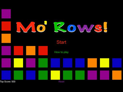 Mo' Rows