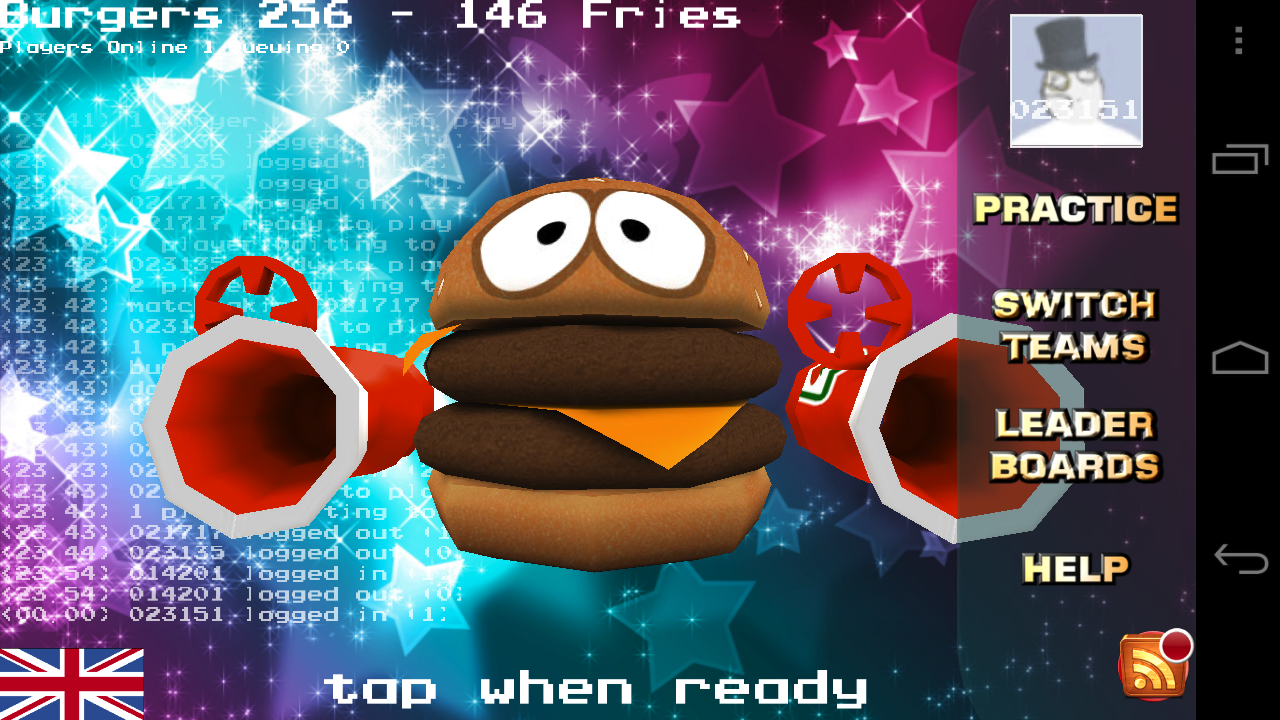 Food Fighters- screenshot
