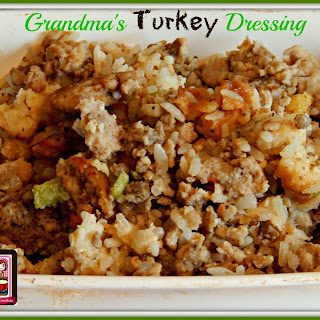 Grandma's Turkey Dressing
