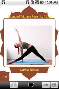Yoga Trainer Lite 2 - screenshot thumbnail