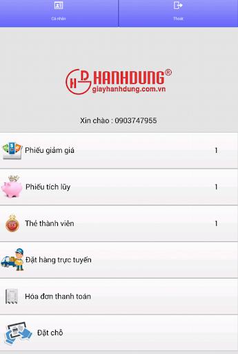 Giay Hanh Dung