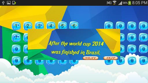 巴西隱藏對象