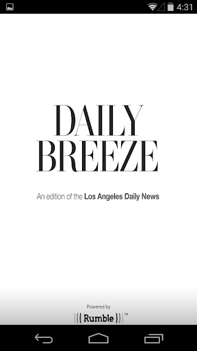 Torrance Daily Breeze