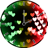 Reggae Love Clock