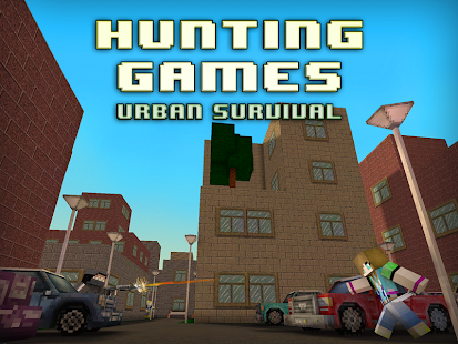Hunting Games - Mini Survival