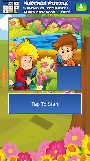 玩免費解謎APP|下載兒童卡通拼圖 app不用錢|硬是要APP