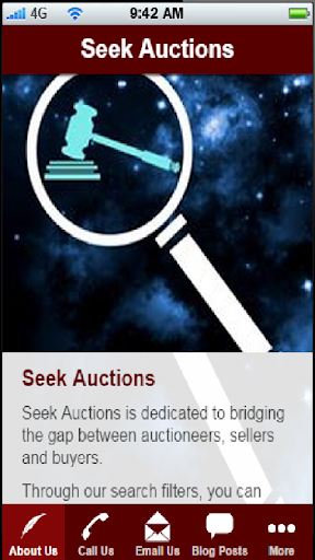 Seek Auctions