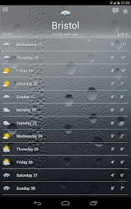 the Weather+ v2.0.5