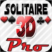 Solitaire 3D Pro -