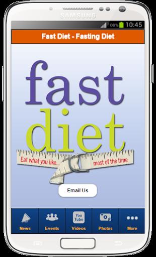 快速減肥 - 減肥禁食