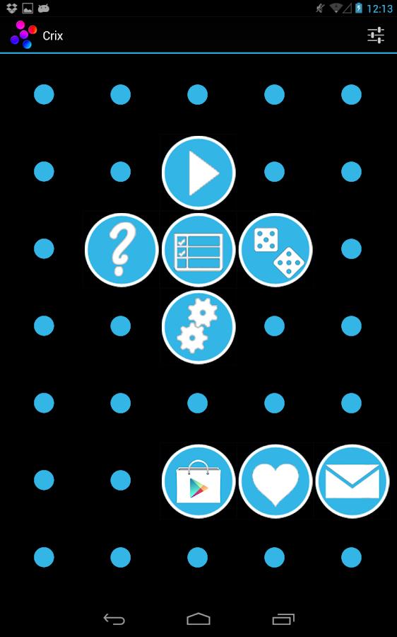 Crix- screenshot