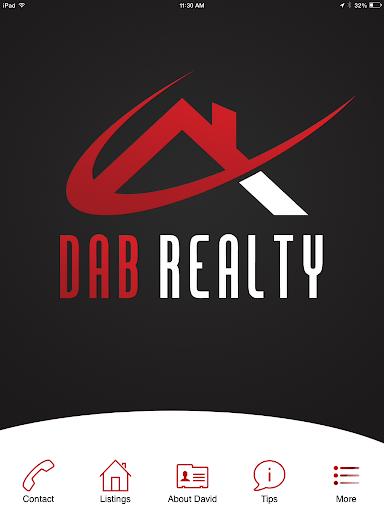 【免費商業App】Dab Realty, David Brewer-APP點子