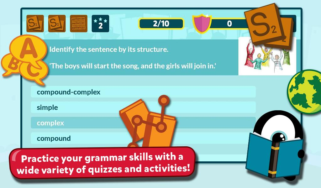 Squla for Grades 2-6- screenshot