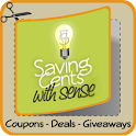 Saving Cents With Sense logo