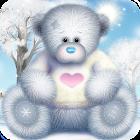 Christmas & Winter Teddy Lite icon