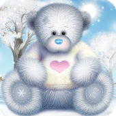 Christmas & Winter Teddy Lite